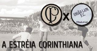 1910 - União da Lapa 1x0 Corinthians