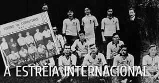 1914 - Corinthians 0x3 Torino-ITA