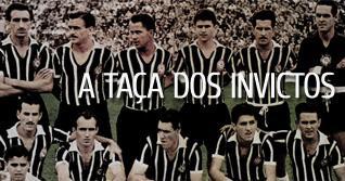 1957 - Corinthians 3x3 Santos