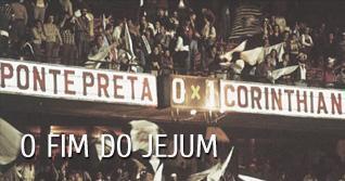 1977 - Corinthians 1x0 Ponte Preta