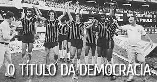 1982 - Corinthians 3x1 São Paulo