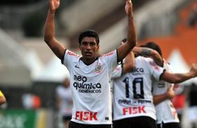 Paulinho relembrou mudança do Bragantino para o Corinthians