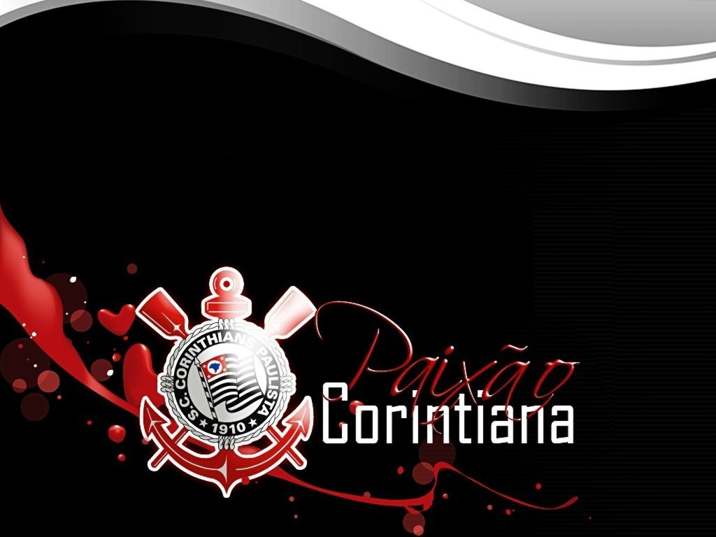 Wallpaper do Corinthians  Corinthians - Preto no Branco 599df11e0ae0d