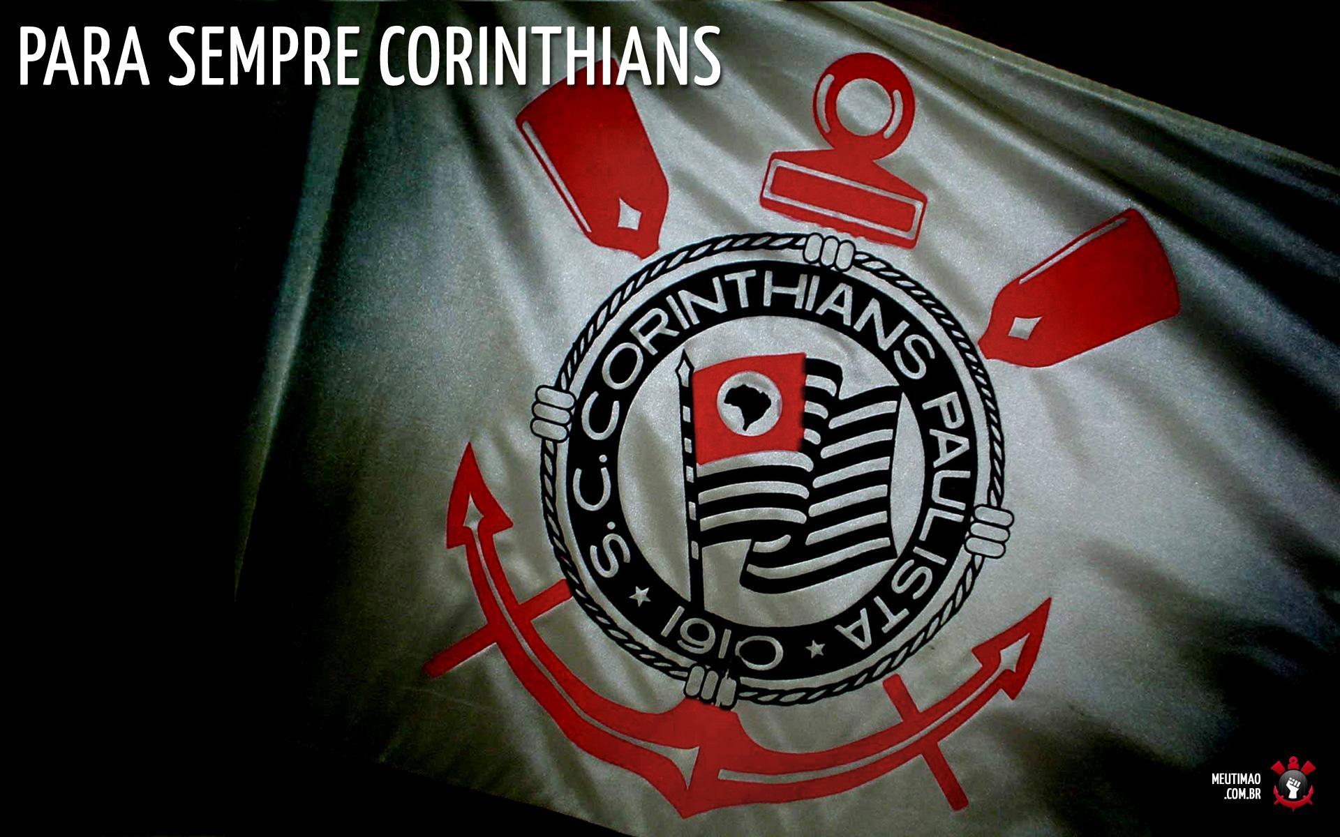 Wallpaper Do Corinthians: Para Sempre Corinthians
