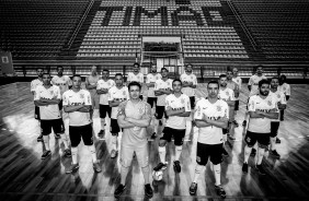 Time de futsal do Corinthians