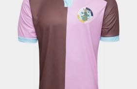 Camisa Corinthian-Casuals Home Torcedor - Masculina 7920e9a4b510a