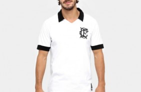 Camisa Corinthians Retrô Torcedor Masculina Camisa Polo Corinthian-Casuals  Retrô Masculina 8c8c5c01bf26d