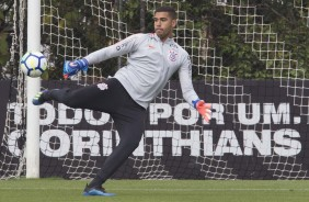 Goleiro do Corinthians