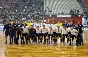 Corinthians se sagrou campeão da Copa do Brasil de Futsal 231944f109b44