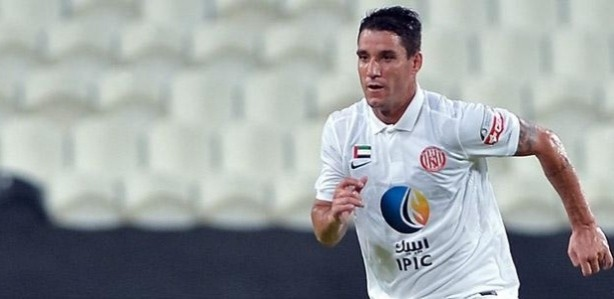 Thiago Neves está no Al Jazira