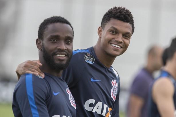 a703500090 Corinthians realizou último treino antes de decisão na Copa do Brasil
