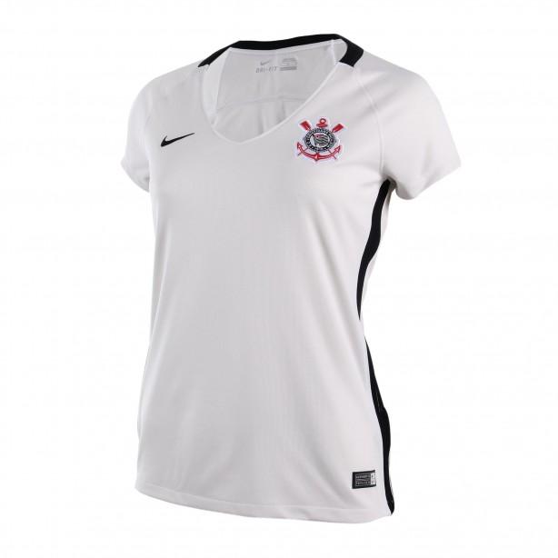 Uniforme feminino do Corinthians tem R 110 de desconto na loja ... bd1edbf79021b