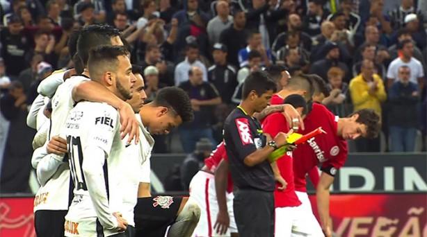 Corinthians cai na quarta fase da Copa do Brasil