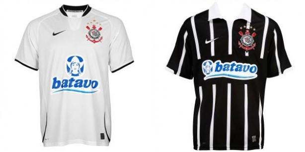1a6a1f3875 Corinthians lança novos uniformes neste domingo  relembre os últimos ...