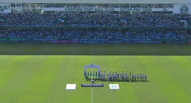 Protocolo da CBF foi mantido mesmo sem jogadores do Corinthians
