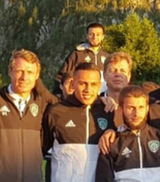 Léo Jabá deve deixar o Corinthians e ir para a Rússia