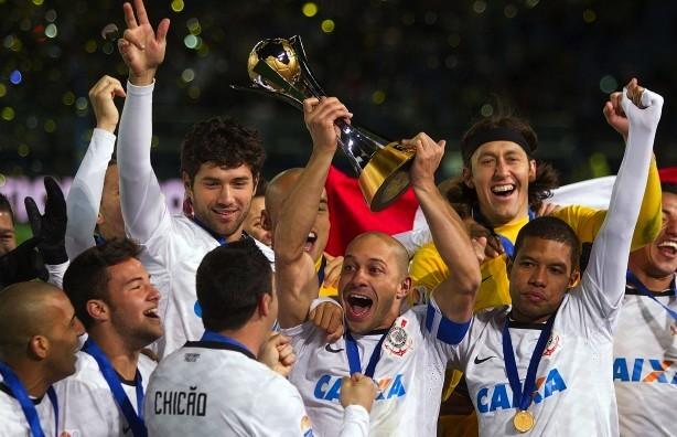 Corinthians conquistou seu bicampeonato mundial em 2012, no Japão