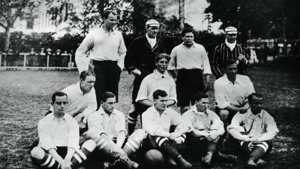 Em sua estreia, o Corinthians enfrentou a equipe varzeana Alto da Lapa