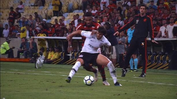 Corinthians segura pressão do Flamengo no Maracanã e decidirá vaga ... 8f86d00120f0a