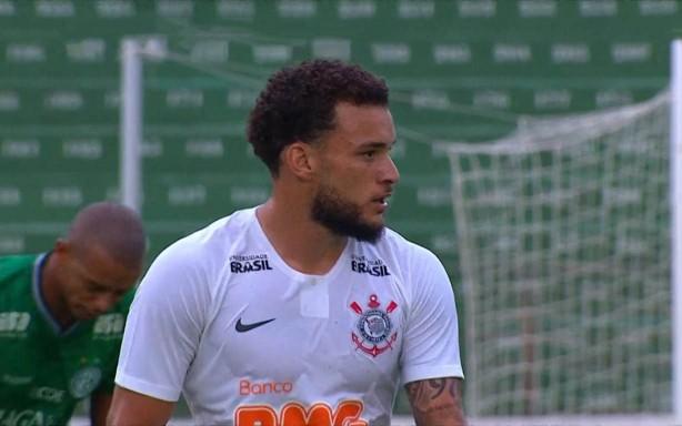 Corinthians marca no início 184ad7c6da1d1