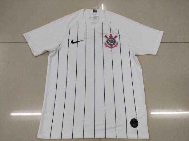 597afbad5eb0a Lançamento de novo uniforme do Corinthians acontece nesta segunda ...