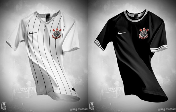 cdcaad4604 Teleco] O que sabemos sobre a linha Corinthians-Nike 2019/2020