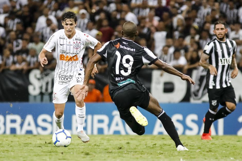 Ceara X Corinthians Campeonato Brasileiro 2019